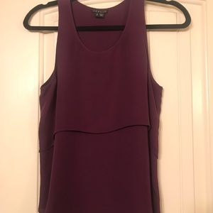 Theory Tank, hardly worn!